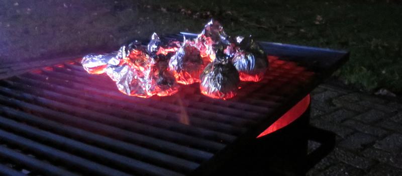 Outdoor cooking vergaderlocatie De Birkt Maarn