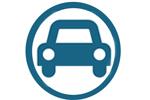 pictogram fa car150 - 100